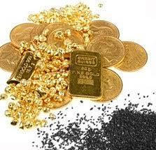 Активоване вугілля для золотовидобувної промисловості