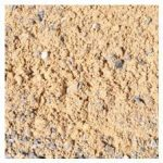 Water treatment loads - sand and gravel
