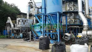 activated carbon furnace