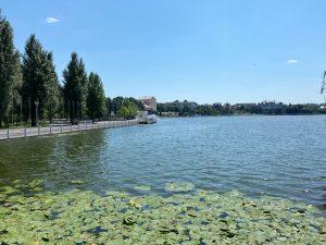 Тернопольское озеро